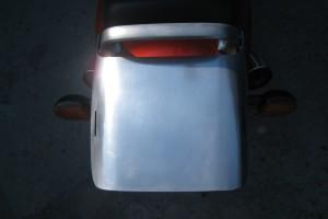 Gepaecktraeger Honda 750