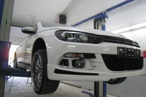 VW Scirocco 3